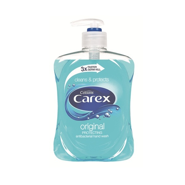 carex original liquid handsoap