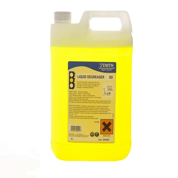 zenith-liquid-degreaser - 5L
