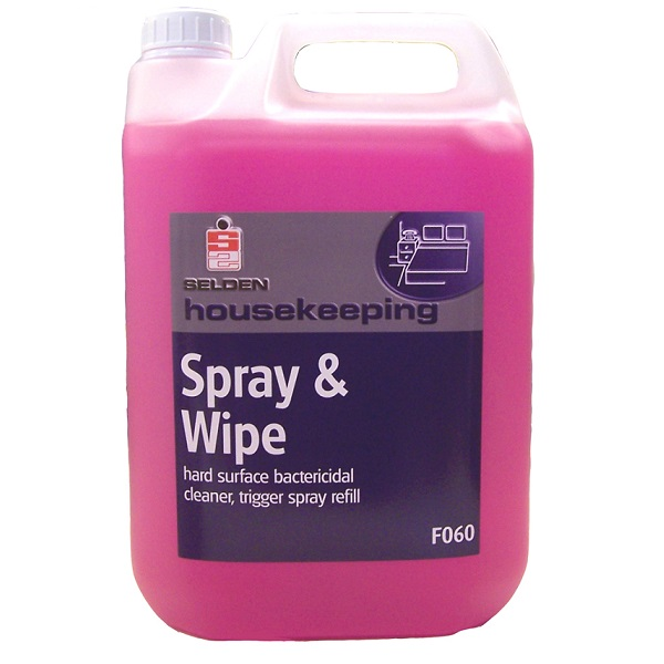Selden spray & wipe 5L