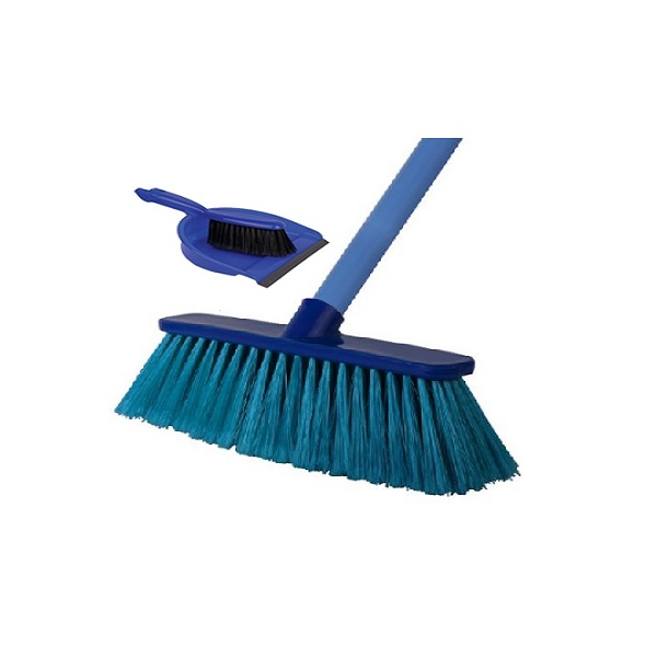 Dustpan & Brush, Brooms & Handle