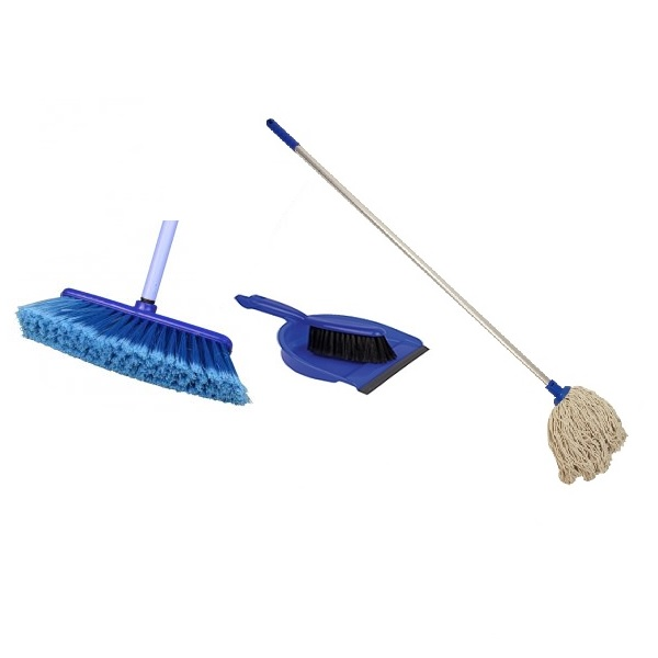 Mops & Dustpan & Brushes