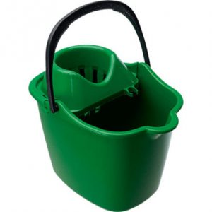 green-mop-bucket