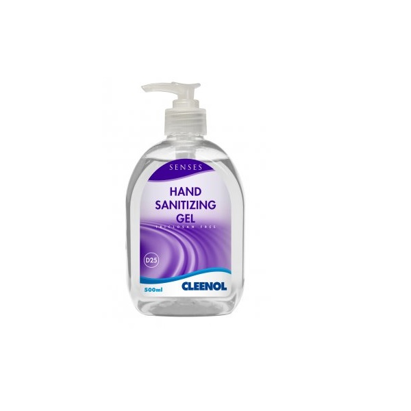 Senses Hand Sanitizing Gel 500ml