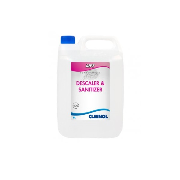 Lift Descaler & Sanitizer 5L