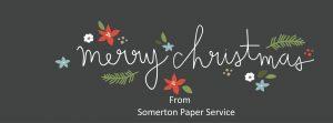 Christmas 2019 Somerton paper Service