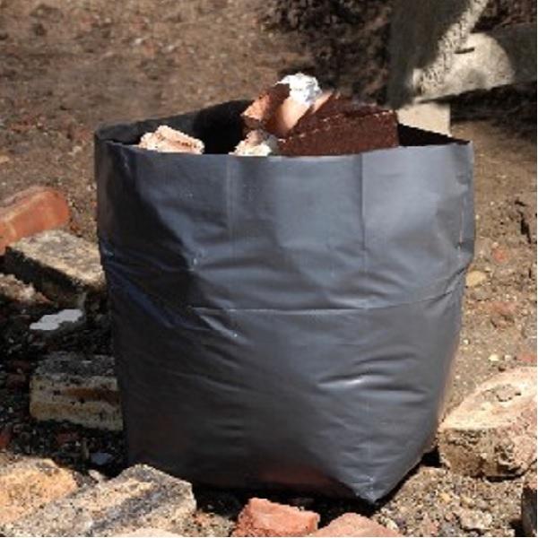 rubbel-sacks