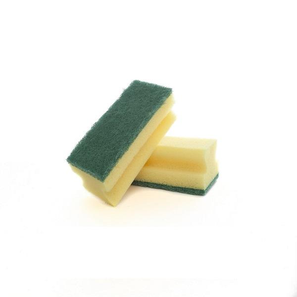 sponge-scourer