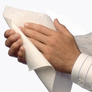 hand-drying-with-paper-towel