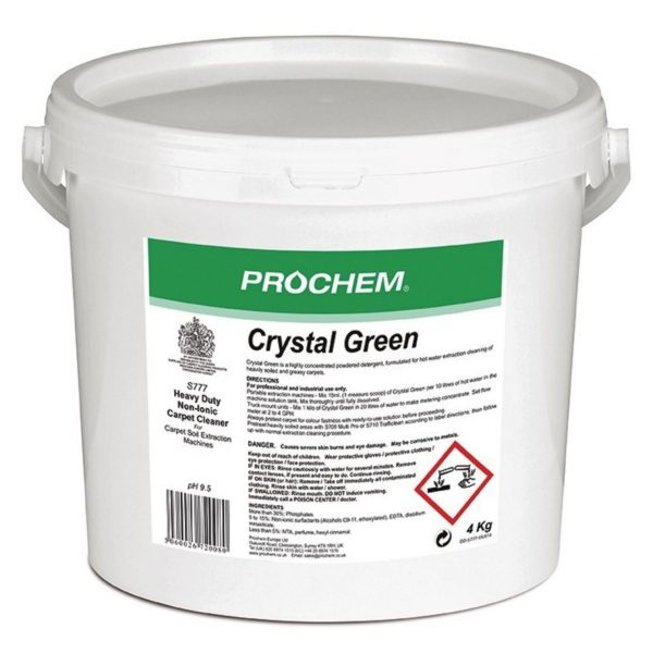 prochem crystal green